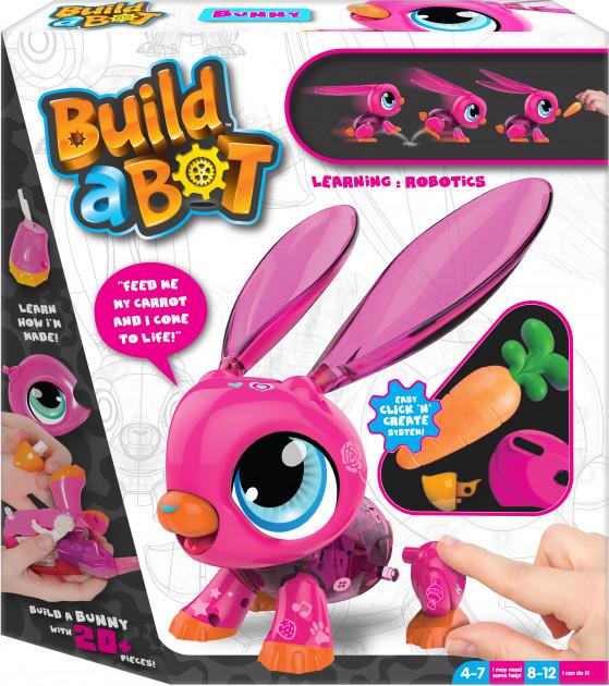 171935 Set de joaca creativ Iepure Build a Bot Bunny
