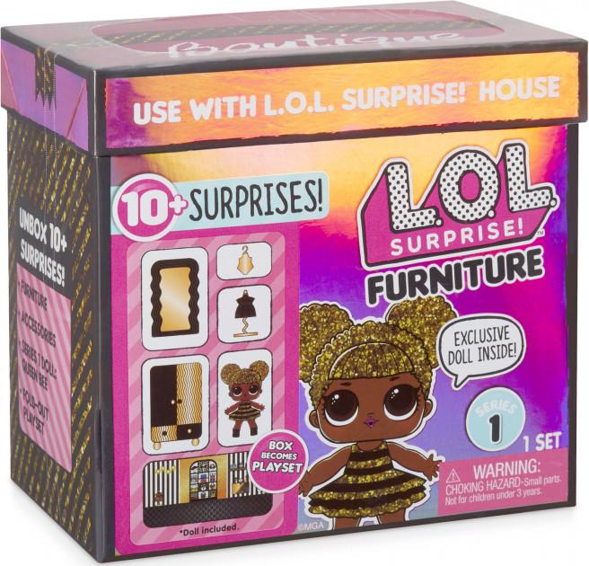 564119 Set mobila L.O.L. Surprise Furniture ROYAL BEE