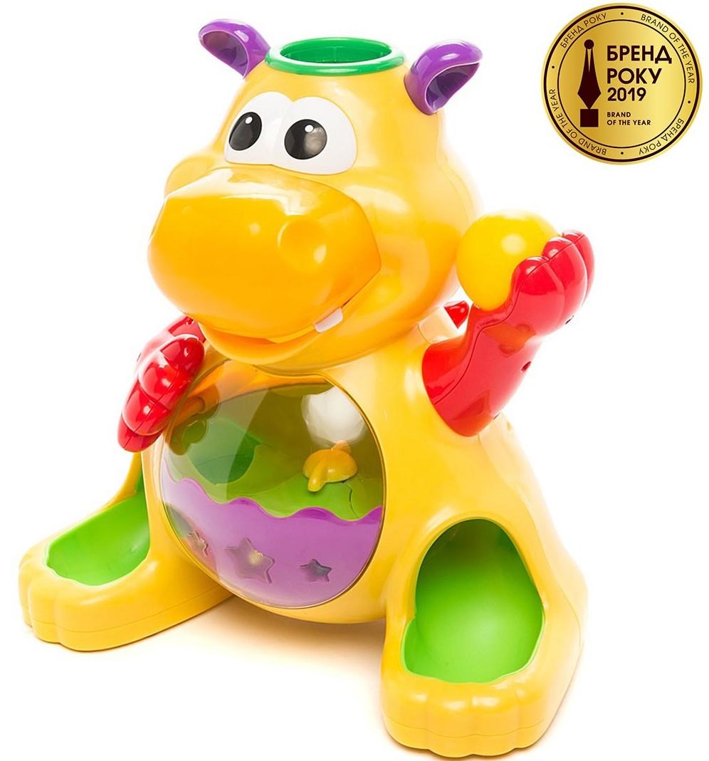 049890 Jucarie Hippo-Jonglor (sunet)