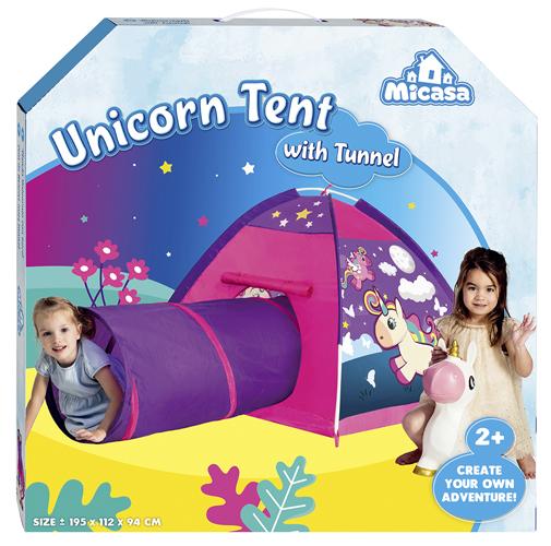 """402-18 Cort """"Unicorn"""" cu Tunel new"""