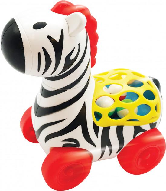 056812 Jucarie pe roti - Zebra vesela Kiddieland