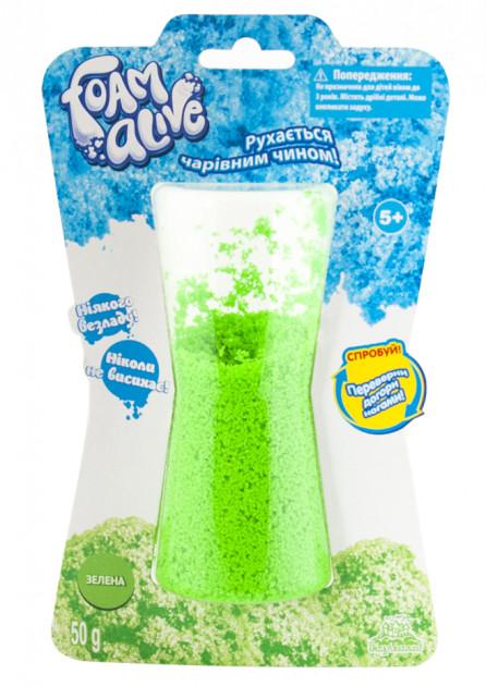 5902-1 Spuma modelatoare verde Foam Alive