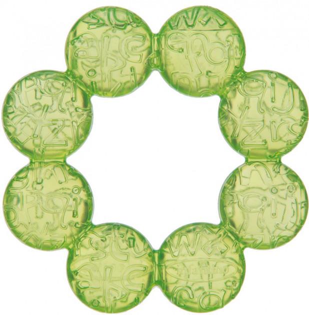 216559I Jucarie pentru dentitie cu apa Infantino (verde)Jucarie pentru dentitie cu apa Infantino (verde)