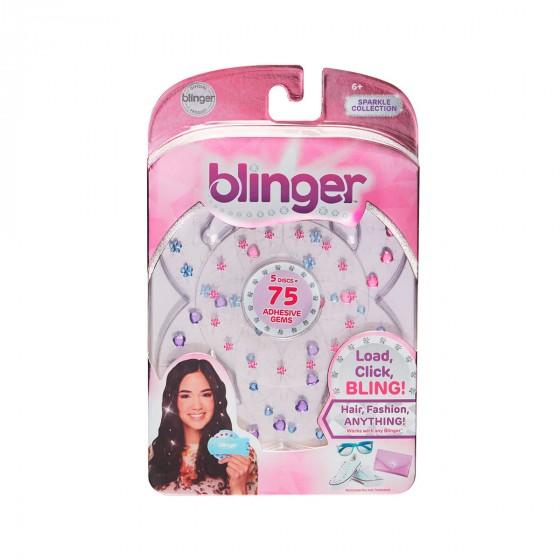 18506 Set de strasuri pentru decorare BLINGER - BRIGHT GLITTER