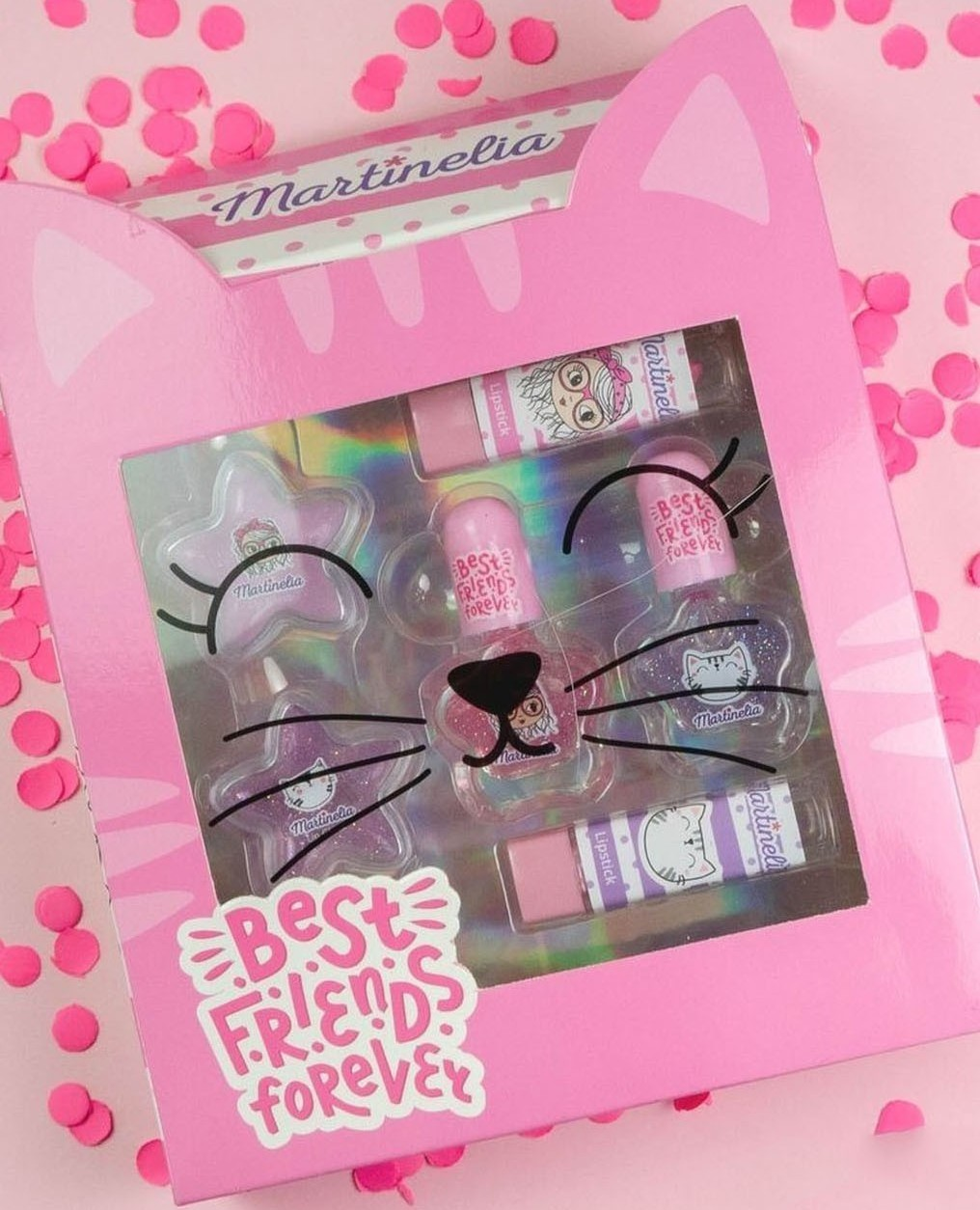 30418 Set cosmetica MARTINELIA Best Friends Forever 6 piese