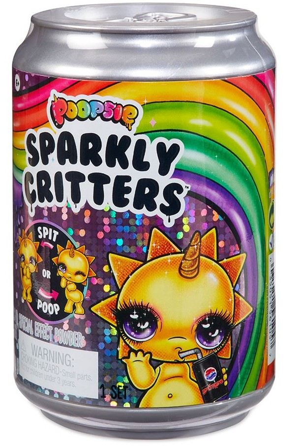 559863 Set Poopsie Sparkly Critters S2  (animalut, accesorii, slime)