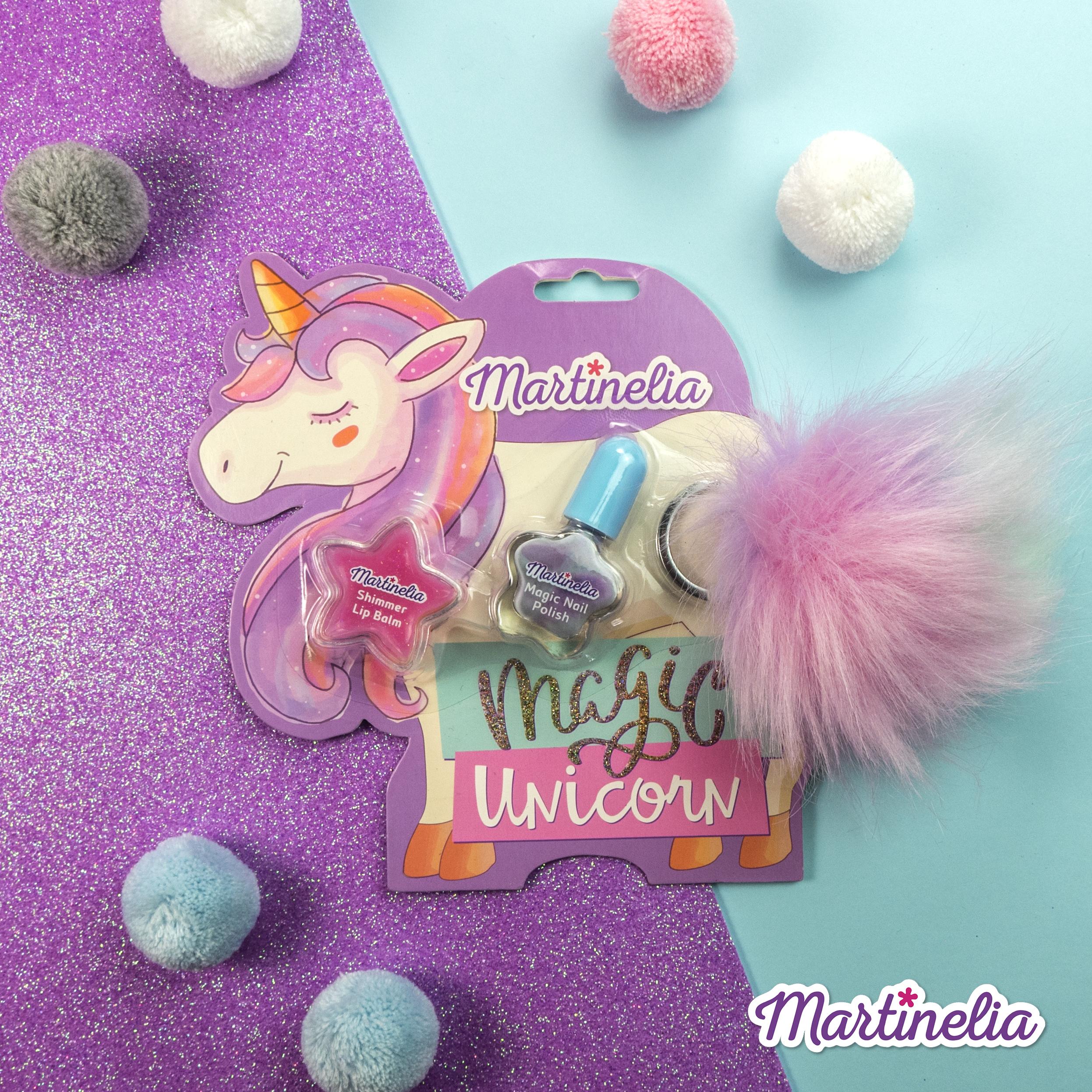 """30240 Set MARTINELIA """"Magic Unicorn"""" cu Breloc"""