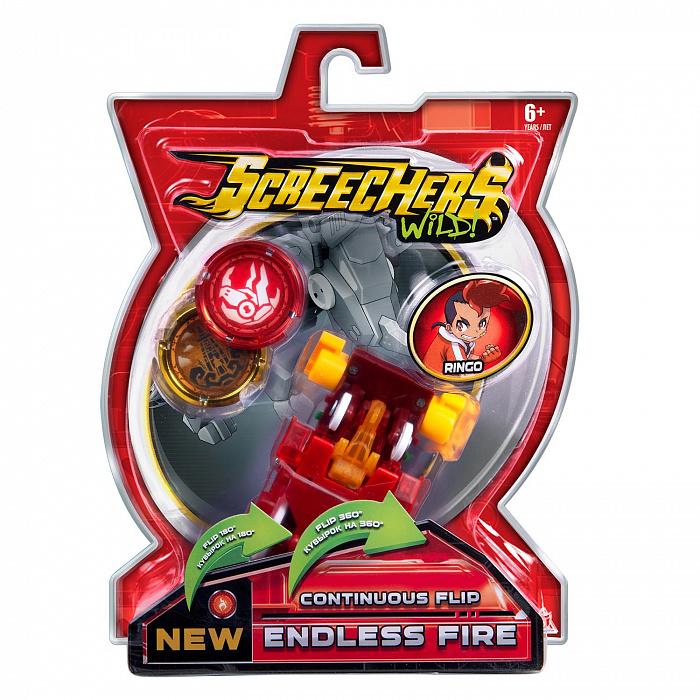 EU684102 Masina  Transformer SCREECHERS WILD! S2 L1 - ENDLESS FIRE