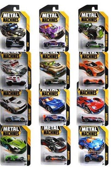6708 Masina METAL MACHINES – CARS