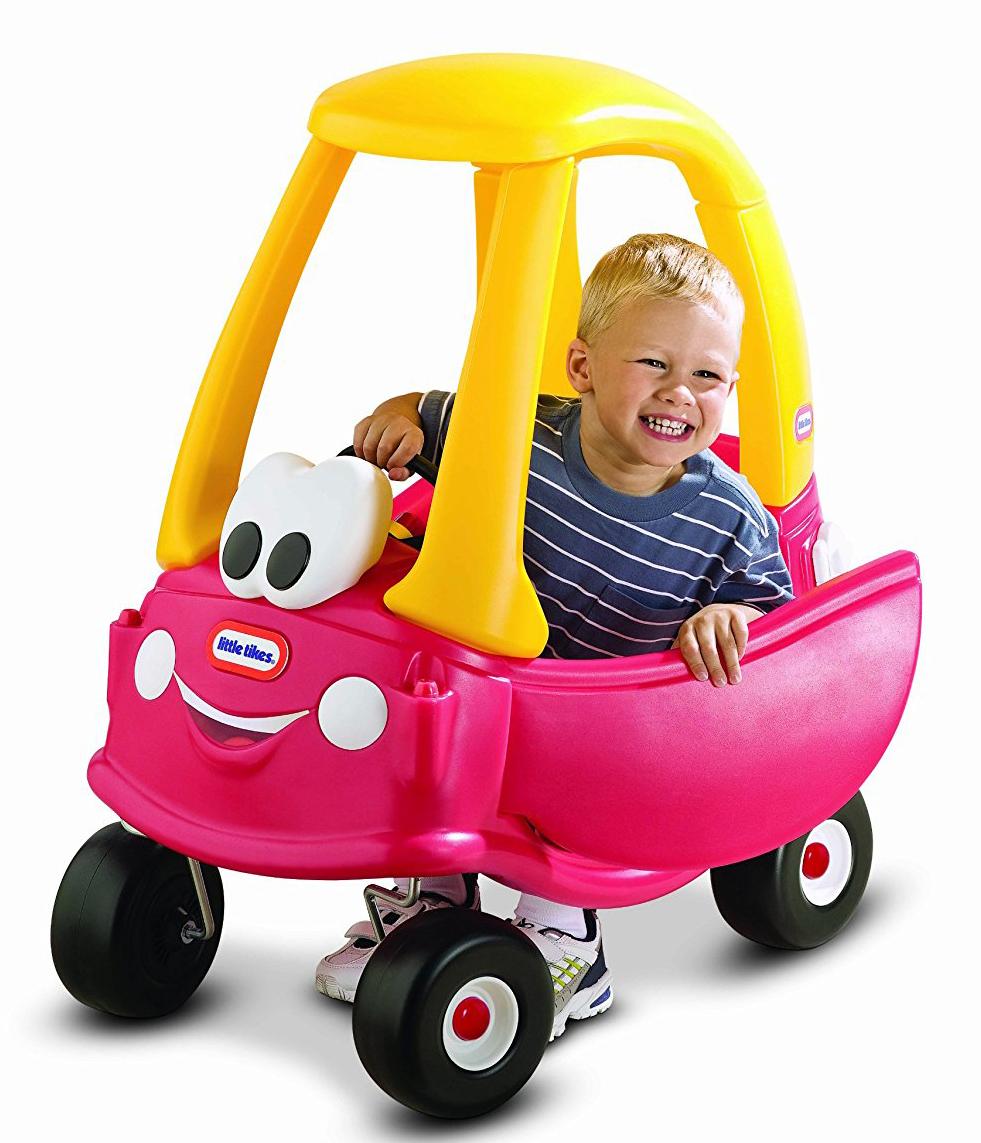612060E5 Masinuta pentru copii Cozy Coupe  Little Tikes