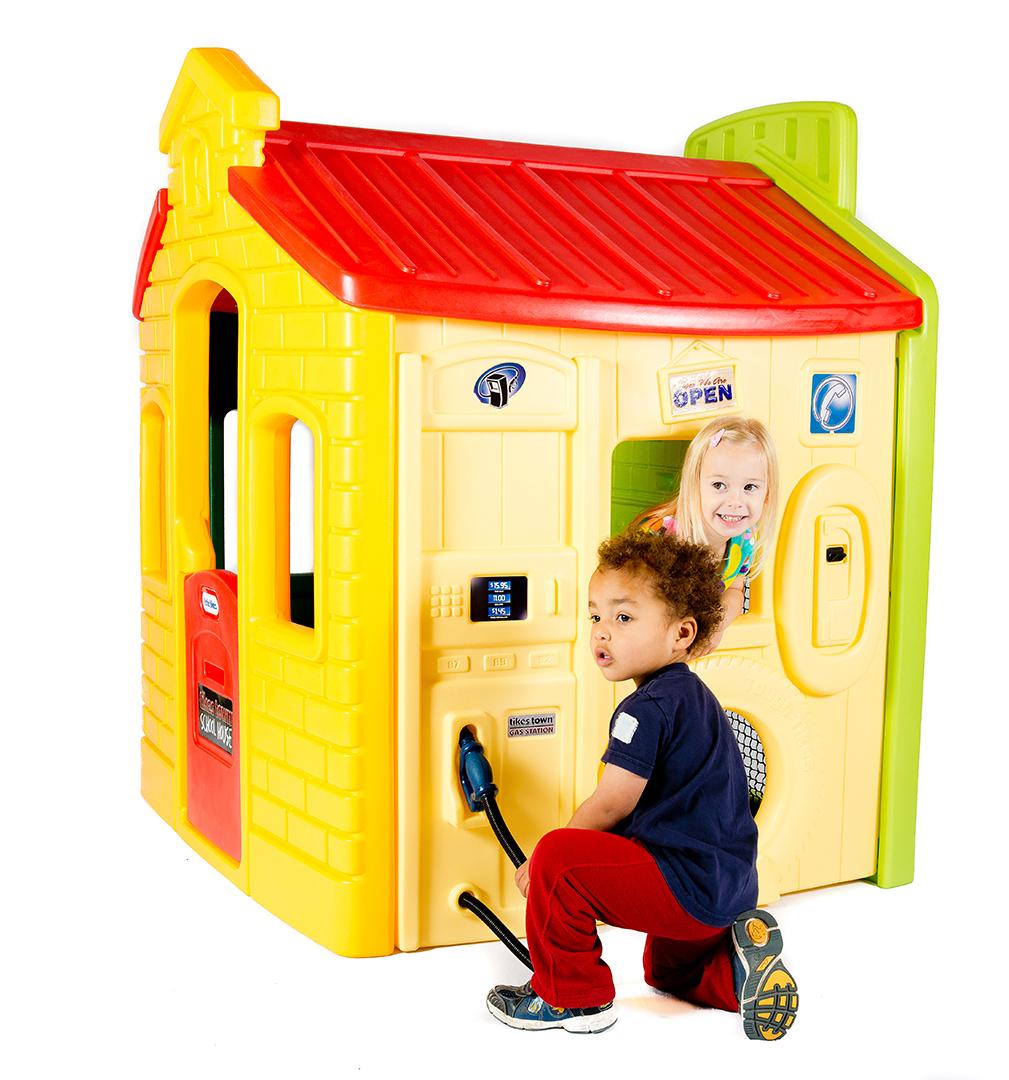 444C00060  Casuta pentru copii Super Orasel Little Tikes