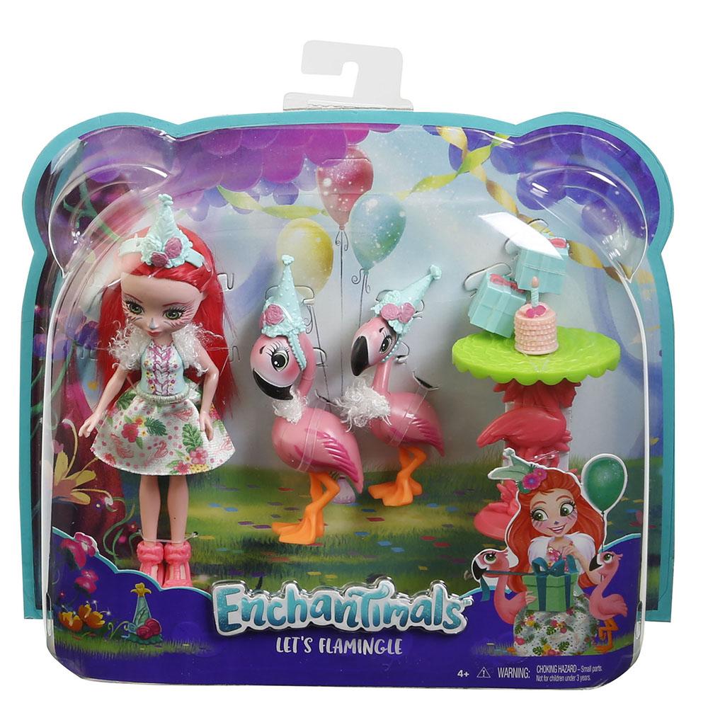 FCC62 Set Enchantimals Lets Flamingle as. (3)