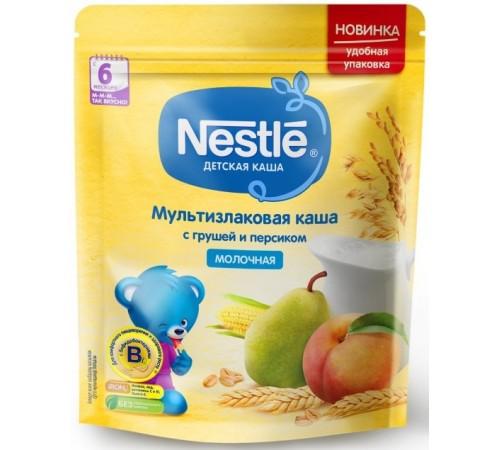 Nestle Terci multicereale cu lapte, pere ыi piersici 220 gr. (6 m+) 12343026