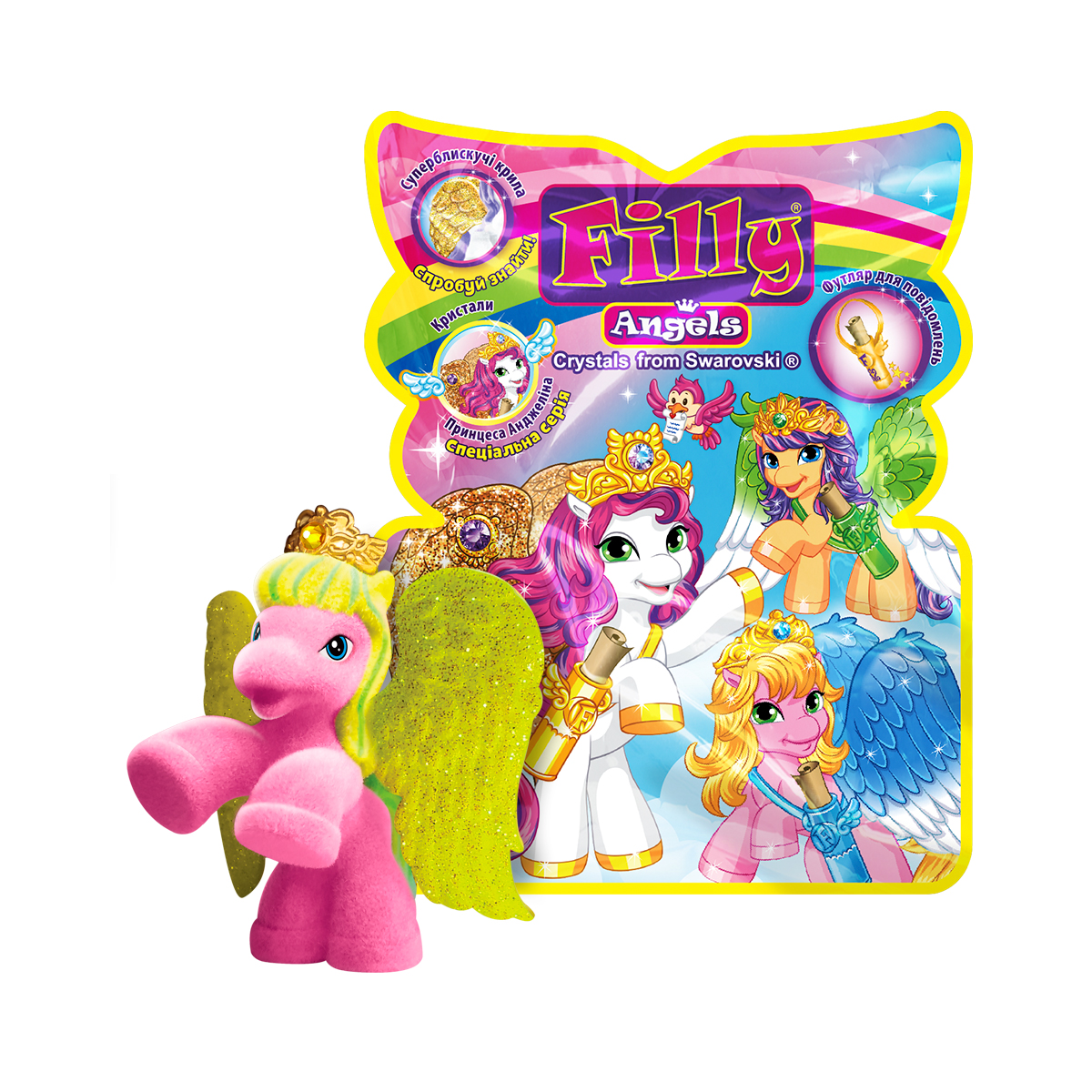 D189024-00 Figurina Filly seria Angels