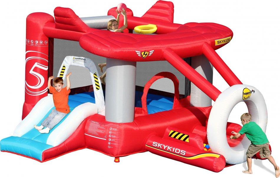 9237 Надувная площадка Airplane