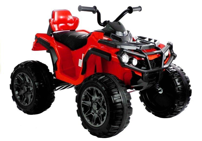 235 Motocicleta electrica cu 4 roti BMD0906 culoare alba 2.4G