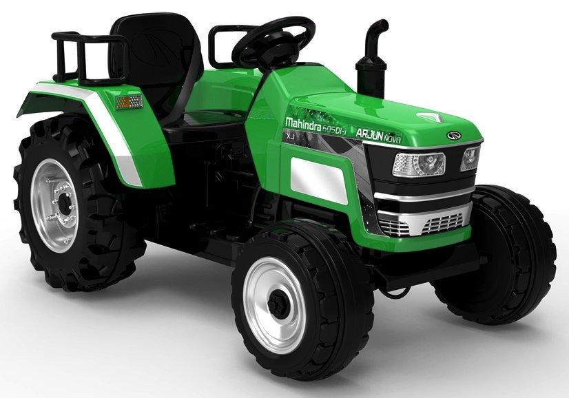 5189 Tractor cu acumulator HL2788 2,4G culoarea verde