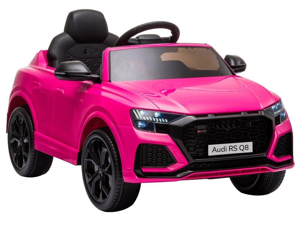 7899 Masina electrica Audi RS Q8 - culoarea roz