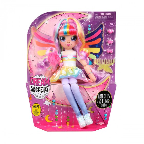 13834 Игровой набор с куклой Dream Seekers - Хоуп