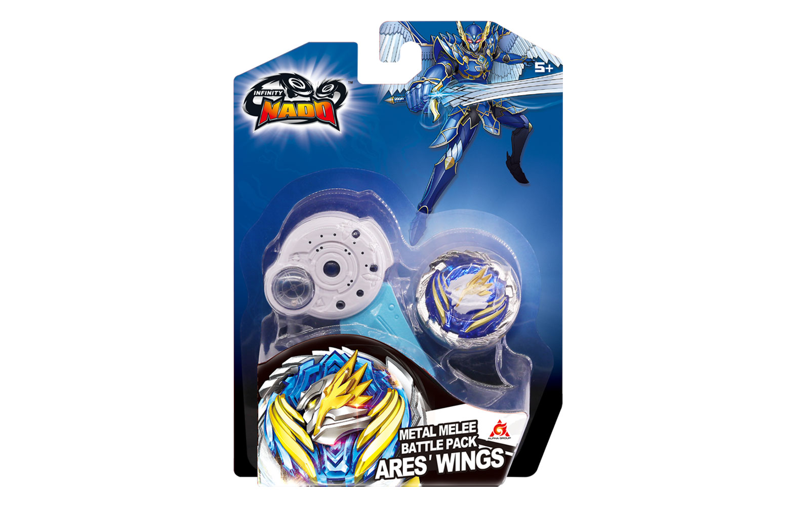 670084 Jucarie NADO CLASSIC-ARES'WINGS 38201