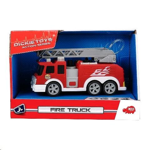 3302002 Dickie пожарный автомобиль с небольшим освещением