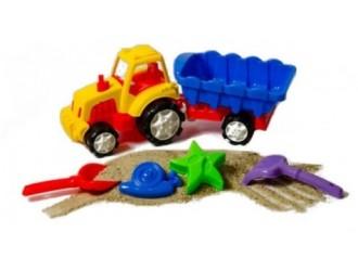 581261 Tractor costinesti