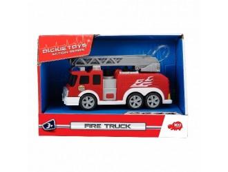 8358 Dickie auto pompieri cu functii 37cm