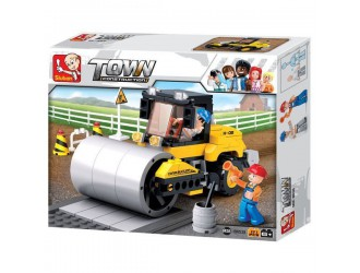 B0550 CONSTRUCTOR – TOWN Single Steel-Wheeled Street Roller