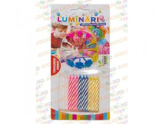 E12 Luminari decorative 12/12 bicolor