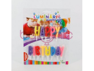 G004 Luminari Happy Birthday