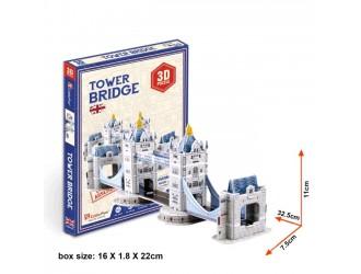 S3010 3D PUZZLE Tower Bridge (UK)