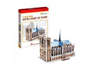 S3012 3D PUZZLE Notre Dame de Paris (France)