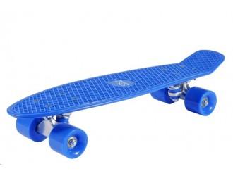 12137 Skateboard Retro,синий