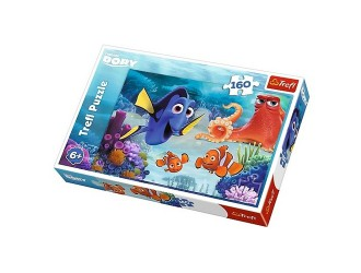 "15333 Trefl Puzzles -""160""- The journey begins / Disney  Finding Dory"