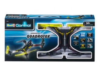 23913 Quadcopter QUADROTOX rosu Revell