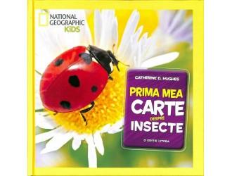 75498Prima mea carte despre insecteLitera