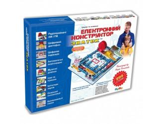 "REW-K001 Constructor electronic ""Znatok""(999 elemente)"