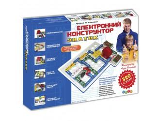 "REW-K002 Constructor electronic ""Znatoc""(320elemente)"