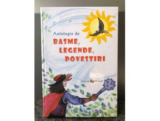 1136 Antologia de basme,legende,povestiri