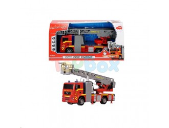"""3715001 Дики автомобиль """"Firemen"""" звук и свет 31 см"""
