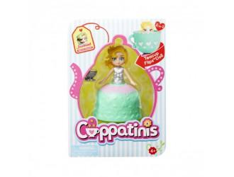 38772 Papusa CUPPATINIS S1 Jasmin Minty (10 cm cu accesorii)