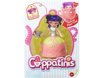 38775 Кукла Cuppatinis S1 Чайная Роза 10 см с аксессуаром