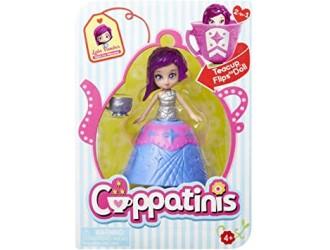 46742 Papusa CUPPATINIS S1 Lola Lavanda (10 cm cu accesorii)