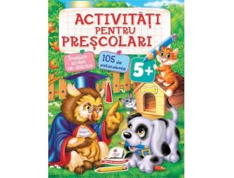 97277Activitati pentru prescolari 5+ 034833