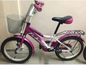 "FKS17-S12BS-MS Bicicleta 12""---Bee Star ROZ"