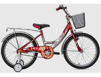 """FKS17-S20P-03-RS Bicicleta 20"""".. Panda Fulger Bordo"""