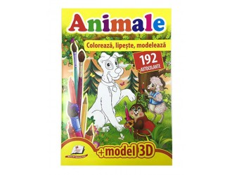 97326 Coloreaza,liperste-Animale
