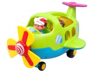 056895 Jucarie muzicala Avionul calator  (l.rusa)