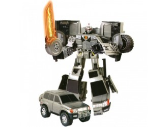 50060 r Robot Transformer - TOYOTA LAND CRUISER (1:18)