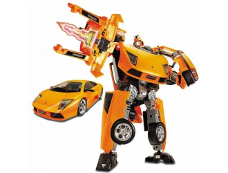 50140 r Robot Transformer - LAMBORGHINI MURCIELAGO (1:18)